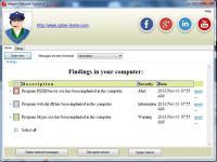 Magen Malware Vigilance 1.5.4.2 screenshot. Click to enlarge!