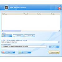 Magic 3GP Video Converter 8.0.0.1 screenshot. Click to enlarge!