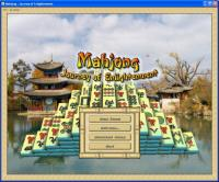 Mahjong: Journey of Enlightement 1.0 screenshot. Click to enlarge!