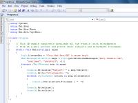 MailBee.NET POP3 8.0.1 screenshot. Click to enlarge!