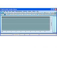 McFunSoft Audio Editor 7.4.0.12 screenshot. Click to enlarge!