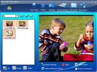 McFunSoft Video Capture 6.3 screenshot. Click to enlarge!