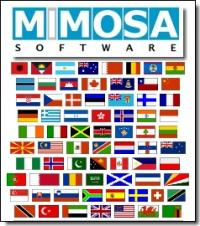 Mimosa Scheduling Software 7.0.2 screenshot. Click to enlarge!