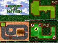Miniature Golf Mayhem 1.0a screenshot. Click to enlarge!