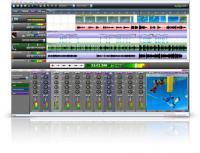 Mixcraft 8.1.396 screenshot. Click to enlarge!
