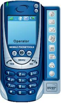 Mobile Phone Tools 4.04 screenshot. Click to enlarge!