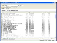 Morpheus MP3 6.0.0 screenshot. Click to enlarge!
