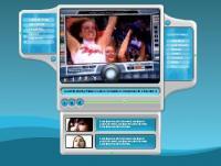 NET TV 1.0 screenshot. Click to enlarge!