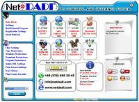 NETDADI PC CONTROL AND INTERNET FILTER V1.0.3.82 screenshot. Click to enlarge!