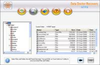 NTFS Formatted Partition Data Recovery 3.0.1.5 screenshot. Click to enlarge!
