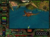Nanosaur Extreme 2.03 screenshot. Click to enlarge!