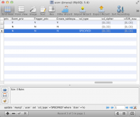 Navicat for PostgreSQL 12.0.9 screenshot. Click to enlarge!
