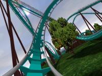 NoLimits Rollercoaster Simulation 1.55 screenshot. Click to enlarge!