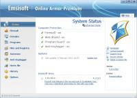 Online Armor Premium Firewall 5.5.0.1557 screenshot. Click to enlarge!