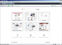 Opera Web Browser  41.0.2353.56 screenshot. Click to enlarge!