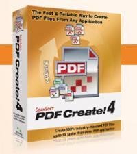 PDF Create 3 screenshot. Click to enlarge!