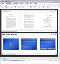 PDF24 Creator 7.9.0 screenshot. Click to enlarge!