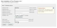 PHP EasyInstaller online installation module for web applications 3.0.4 screenshot. Click to enlarge!
