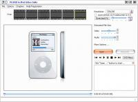 PQ DVD to iPod Video Converter Suite Build 88 3.1 screenshot. Click to enlarge!