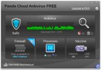 Panda Cloud Antivirus 2.3.0 screenshot. Click to enlarge!