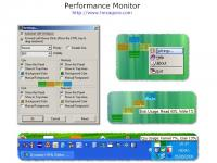 Performance Monitor 4.0 screenshot. Click to enlarge!