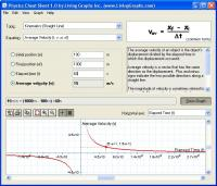 Physics Cheat Sheet 1.2 screenshot. Click to enlarge!