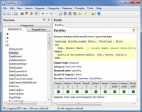 Portable CodeSnip 4.8.7 screenshot. Click to enlarge!