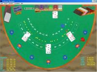 Proficient Blackjack 4.1 screenshot. Click to enlarge!