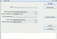 Protocol Buffer Editor 0.95c screenshot. Click to enlarge!