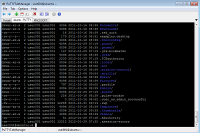 PuTTYTabManager 0.46.0.110 Beta screenshot. Click to enlarge!