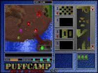 PuffCamp (War of the PuffBalls) 1.3.0 screenshot. Click to enlarge!