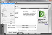 Qt 5.7.0 screenshot. Click to enlarge!