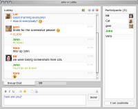 RealChat 5 screenshot. Click to enlarge!