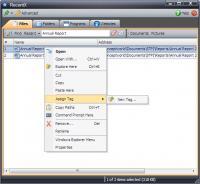 RecentX 5.0.5 screenshot. Click to enlarge!