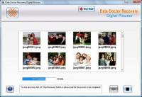 Recovery Software for Digital Pictures 3.0.1.5 screenshot. Click to enlarge!