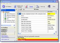 RegRun Security Suite Pro 8.90.0.590 screenshot. Click to enlarge!