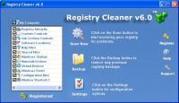 Registry Cleaner 2017 2.0 screenshot. Click to enlarge!