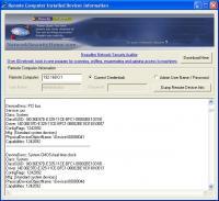 RemoteDeviceExplorer 1.0 screenshot. Click to enlarge!