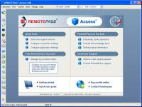 RemotePass Access 5.0.0 screenshot. Click to enlarge!