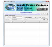 RemoteServiceMonitoring 1.4.3 screenshot. Click to enlarge!