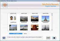 Restore Digital Camera Pictures 3.0.1.5 screenshot. Click to enlarge!