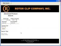Retaining Ring Locator 1.0 screenshot. Click to enlarge!