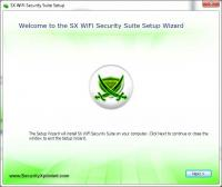 SX WiFi Security Suite 5.0 screenshot. Click to enlarge!