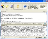 Secure HTML Lock 1.3.2 screenshot. Click to enlarge!