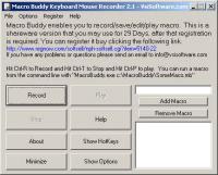 Send Keyboard Keys 1.0 screenshot. Click to enlarge!