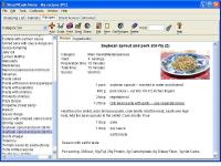 Shop N Cook Home Cooking for Mac 3.4.3 screenshot. Click to enlarge!