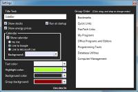 SideBar 2.0.1.5 screenshot. Click to enlarge!