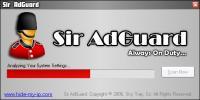 Sir AdGuard 1.0 screenshot. Click to enlarge!