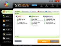 SlimCleaner 4.0.28412.44908 screenshot. Click to enlarge!
