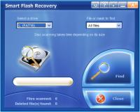 Smart Flash Recovery 4.3 screenshot. Click to enlarge!